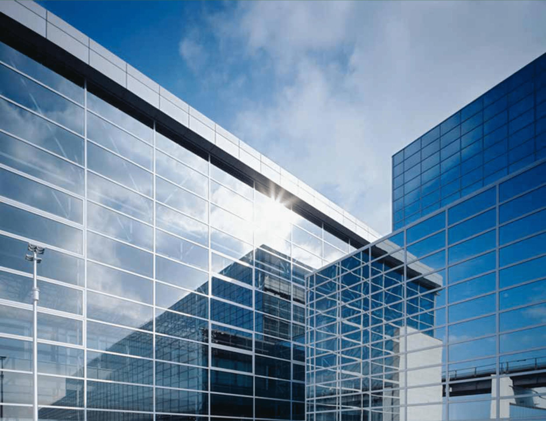 Faxada de prédio com sistema ProVent